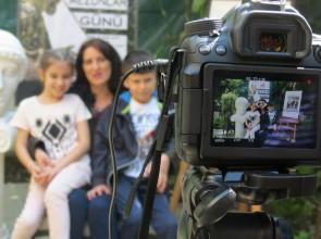 Öğrenci Velileri ile Röportaj Çekimleri Yapıldı