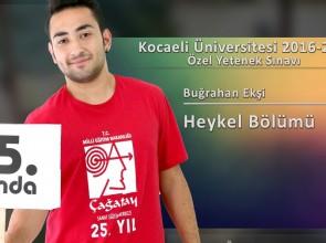 Kocaeli Üniversitesi Özel Yetenek Sınavı Sonuçları