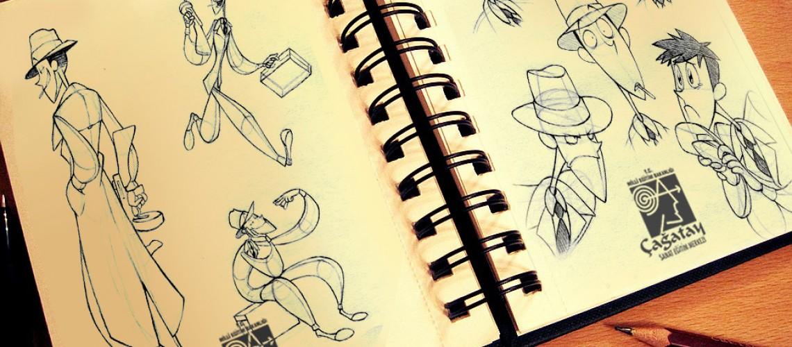Çizgi Film Animasyon