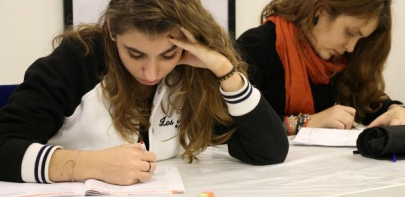 Bu hafta Çağatay Sanat Eğitim Merkezinde YGS denemesi yapıldı.