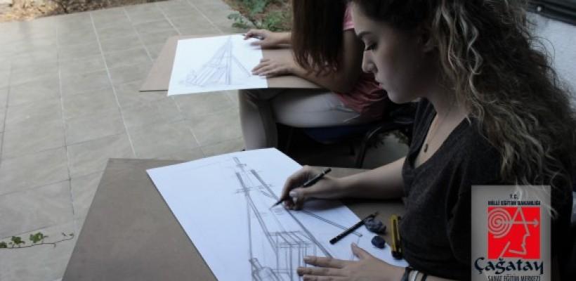 Yeni yüzyıl Üniversitesi  özel yetenek sınavında başarılı olan öğrencilerimiz