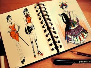 sketchbook tektil